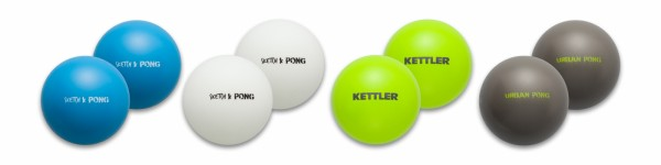Kettler table tennis ball set Urban