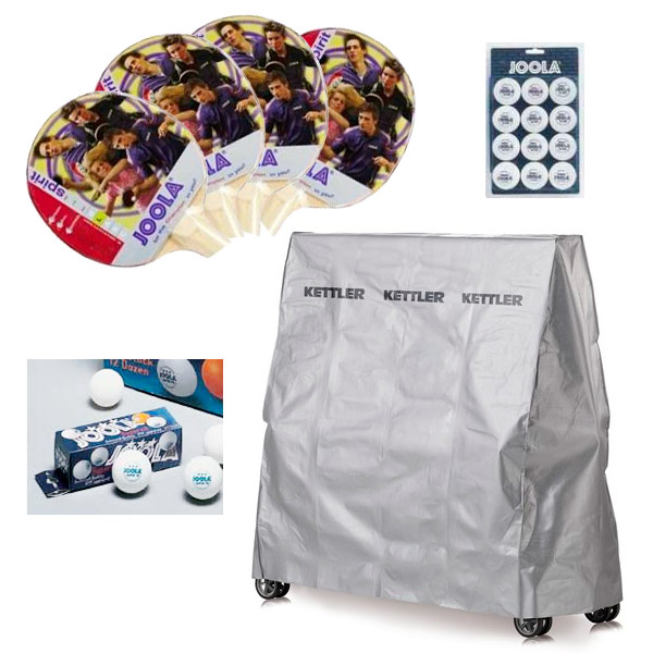 Kettler table tennis accessory special offer set