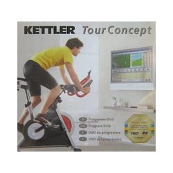 Kettler Trainingssoftware Tour Concept 1.0 Upgrade Detailbild