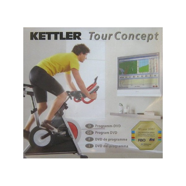 Kettler Software di allenamento Tour Concept 1.0 Upgrade