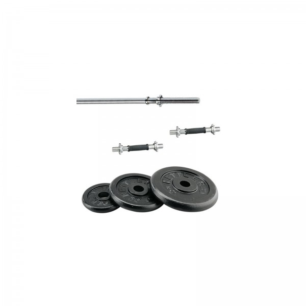 Kettler Dumbbell and Barbell Set