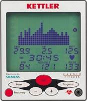 Kettler XTR1 Crosstrainer Ergometer Detailbild