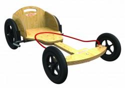 kiddimoto® BOXKART GT soapbox Racer acquistare adesso online