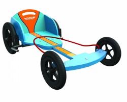 kiddimoto Seifenkisten Racer BOXKART Gulf jetzt online kaufen