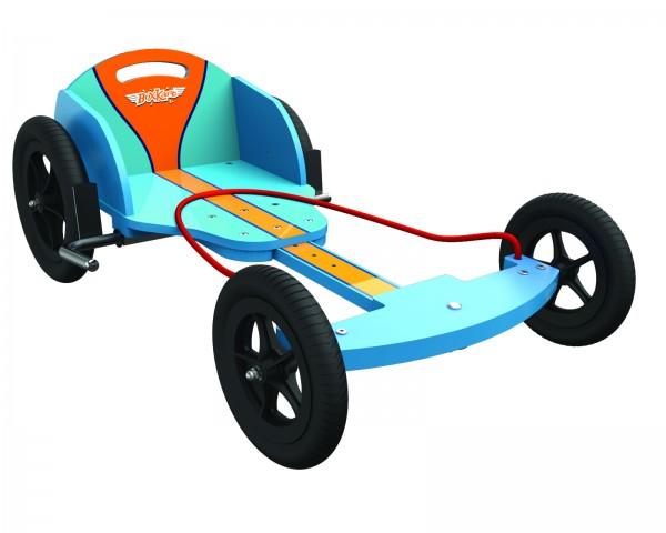 kiddimoto Seifenkisten Racer BOXKART Gulf