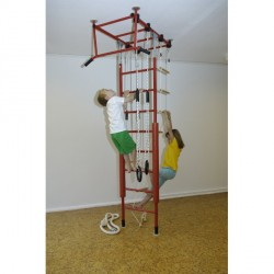Climbing jungle gym set Detailbild