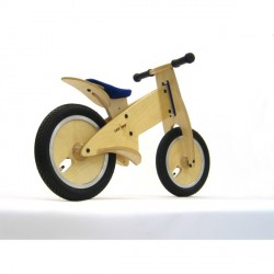 KOKUA LIKEaBIKE wing 12 inches wood balance bike Detailbild