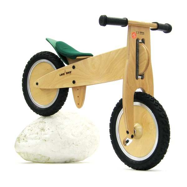 KOKUA LIKEaBIKE forest wood learner bike