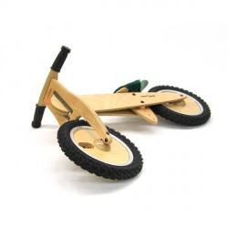 KOKUA LIKEaBIKE forest wood learner bike  Detailbild