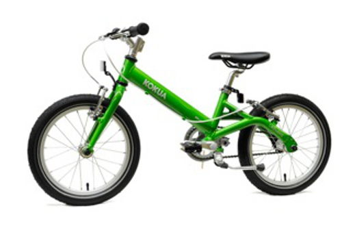 kokua kinderfahrrad liketobike 16 zoll sport tiedje. Black Bedroom Furniture Sets. Home Design Ideas