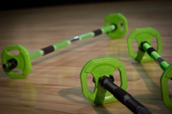 Lebert aerobictanko SRT Barbell