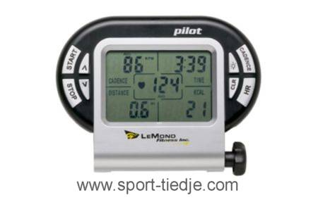 LeMond Pilot II Trainingscomputer