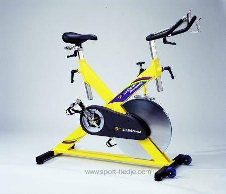 LeMond Indoor Bike RevMaster