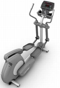 Life Fitness Crosstrainer Club Series CSX (eng.)