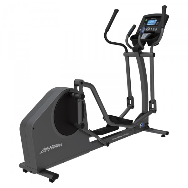 Life Fitness elliptical cross trainer E1 Go