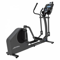 Life Fitness elliptical E1 Track+