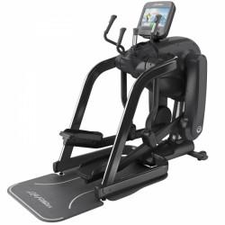Life Fitness Crosstrainer Platinum Club Series Discover SE FlexStrider (schwarz)