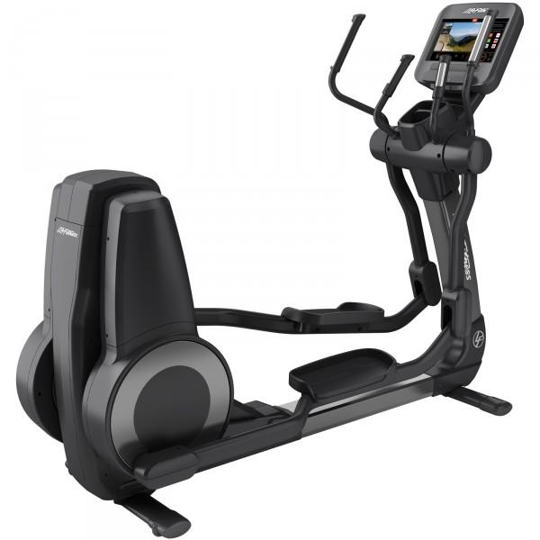 Krosový trenažer Life Fitness Platinum Club Series Discover SE3HD Onyx Black