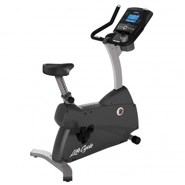 Bicicleta Ergométrica Life Fitness  C3 Go