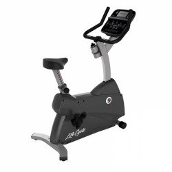 Life Fitness exercise bike C1 Track Connect