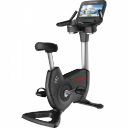 Life Fitness Upright Bike WIFI Platinum Club Series Discover SE