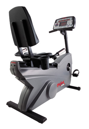 life fitness liegeergometer lc 9500rhr g nstig kaufen sport tiedje. Black Bedroom Furniture Sets. Home Design Ideas