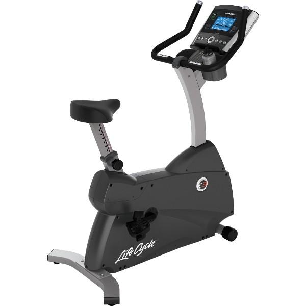 Ergometr Life Fitness C3 Go english console
