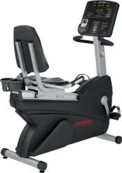 Life Fitness Recumbent Bike Club Series