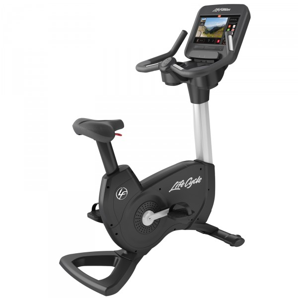 Life Fitness Exercise Bike Platinum Club Series Discover SE3HD