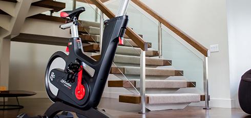 Bild: Wartungsarmes Indoor Bike in Studioqualität