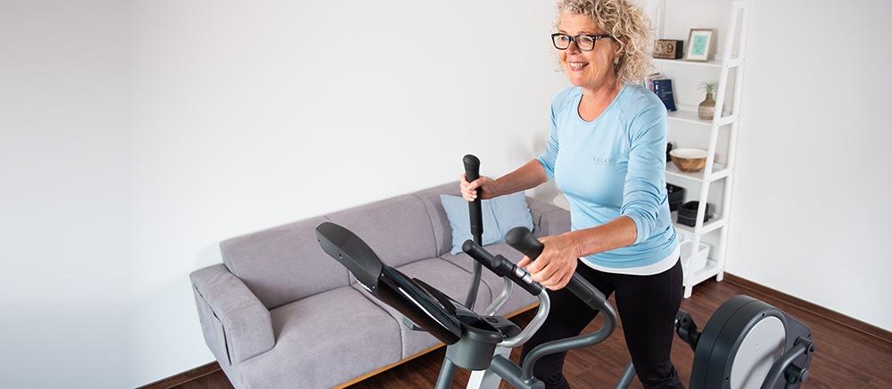 Life Fitness Crosstrainer X1 Go