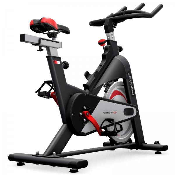 Vélo de biking Life Fitness IC1 Powered By ICG