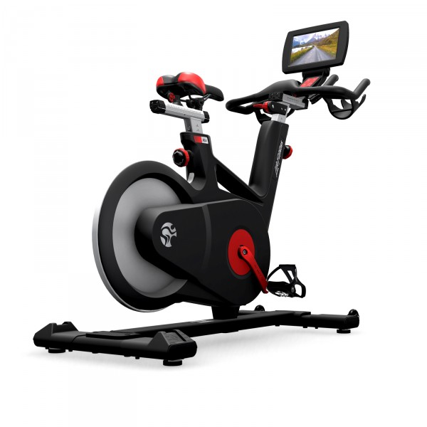 LifeFitness indoor cycle IC6 MyRide Powered By ICG