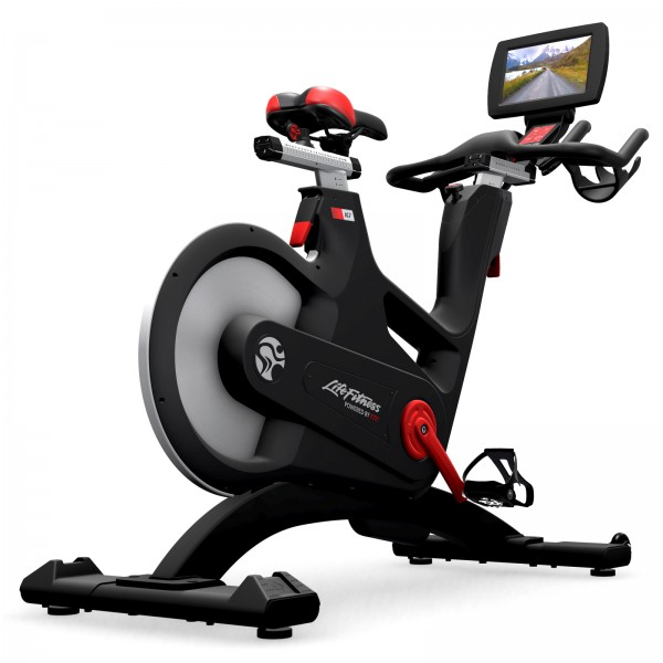 Life Fitness bicicletta indoor IC7 MyRide VX by ICG