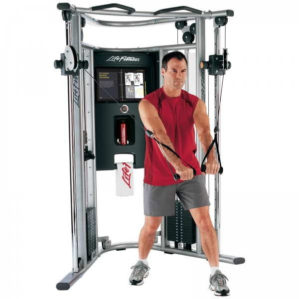 Multi-gym Life Fitness  G7 including bench