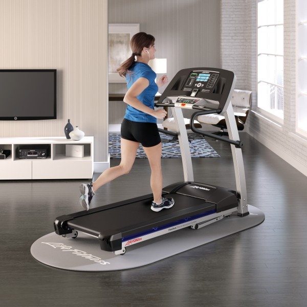 Life Fitness tapis de course F1 Smart Folding