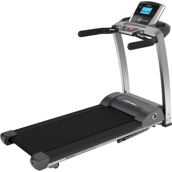 Life Fitness Tapis Roulant F3 con Go Console