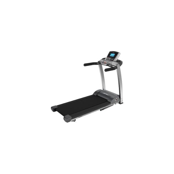 Life Fitness juoksumatto F3 Go konsolilla