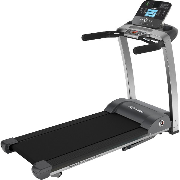 Life Fitness Laufband F3 Track Connect