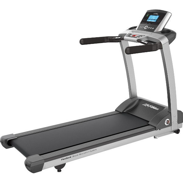 Life Fitness treadmill T3 with Go console