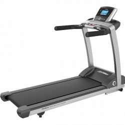Life Fitness treadmill T3 with Go console Detailbild