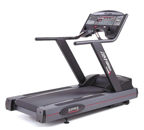 life fitness cpo laufband tr 9500hr sport tiedje. Black Bedroom Furniture Sets. Home Design Ideas