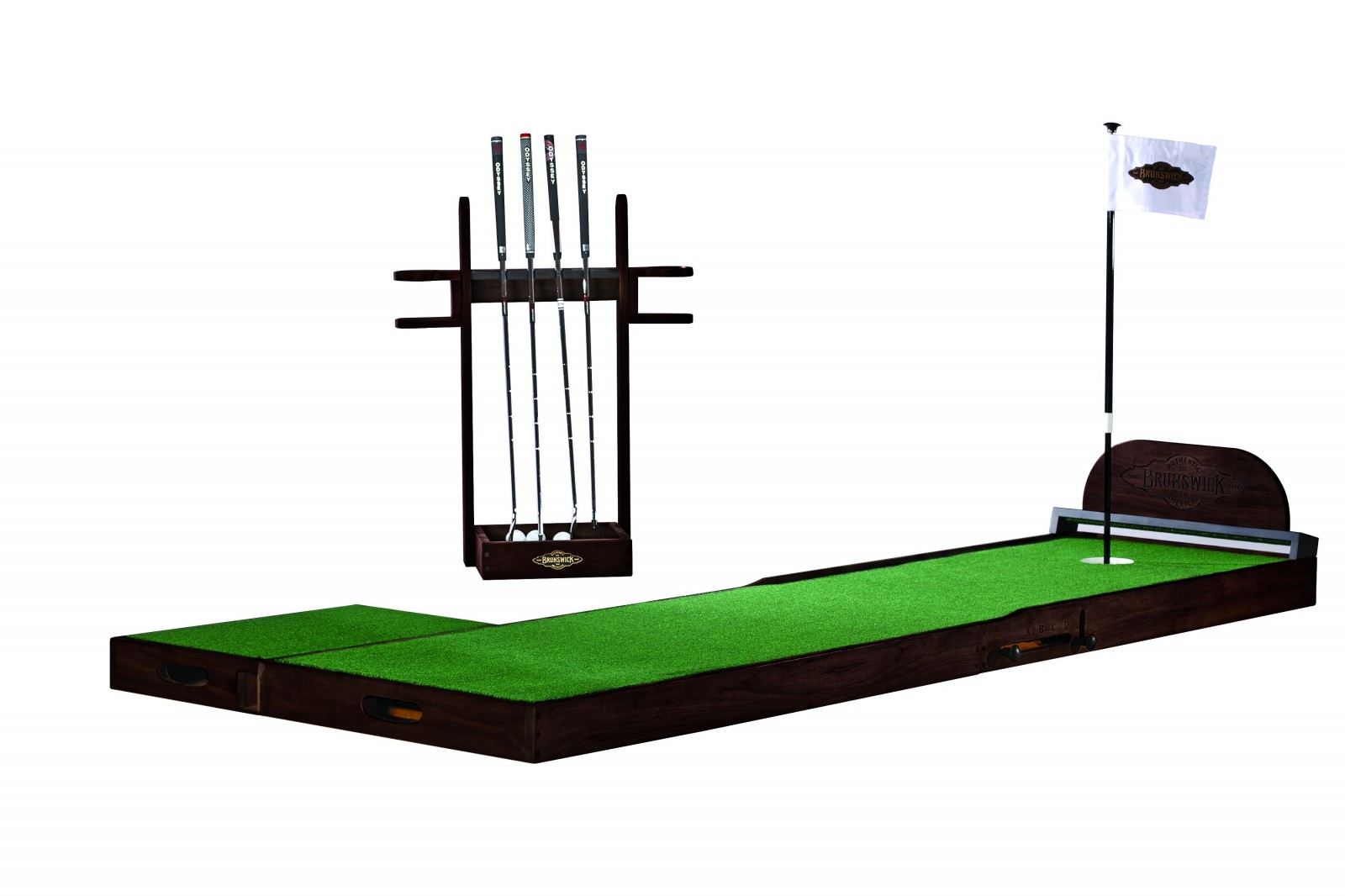 life fitness brunswick putting green the ross sport tiedje. Black Bedroom Furniture Sets. Home Design Ideas
