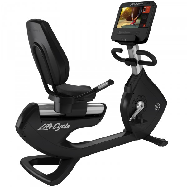 Life Fitness PCSR Recumbent Bike SE3HD