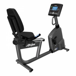 Life Fitness vélo semi-allongé RS1 Go