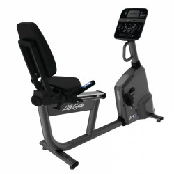 Life Fitness Recumbentcykel RS1 Track Connect handla via nätet nu