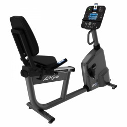 Life Fitness recumbentcykel RS1 Track Plus handla via nätet nu