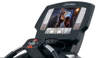 Life Fitness Laufband 95T Engage Detailbild