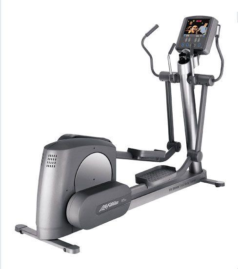 life fitness studio crosstrainer 95xe sport tiedje. Black Bedroom Furniture Sets. Home Design Ideas