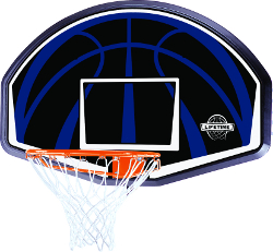 Lifetime Basketball Impact® Backboard Dallas